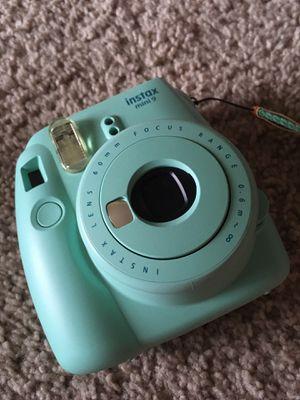 Polaroid, instax mini 9 for Sale in Minneapolis, MN
