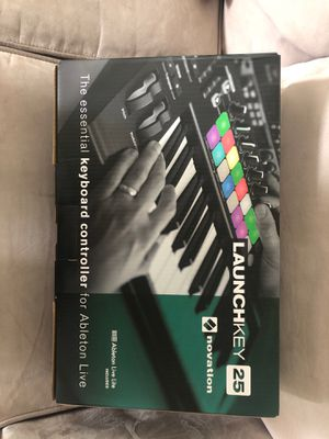 Novation LauchKey 25 for Sale in Melrose Park, IL