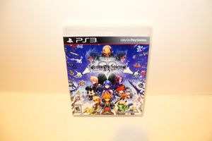 Kingdom Hearts HD 2.5 Remix - PS3 for Sale in Woburn, MA