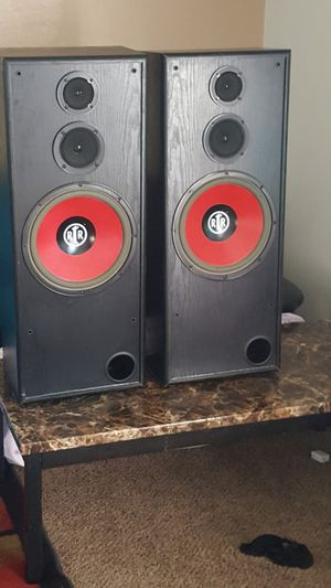 1w inch speaker for Sale in Las Vegas, NV