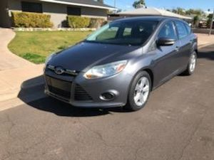 2014 Ford Focus see hatchback clean title low miles $3900 cash firm for Sale in Mesa, AZ