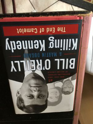Killing Kennedy By Bill O Reilly First edition 2012 for Sale in Garland, TX