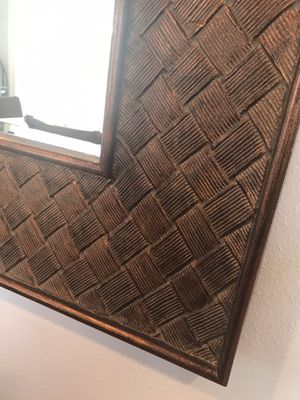 Very nice and big mirror 60 x 50 for Sale in San Jose, CA