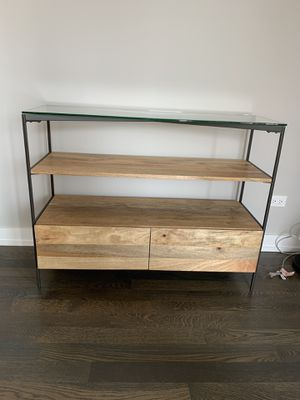 Console Table - West Elm for Sale in Chicago, IL