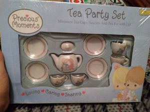 Precious moments tea set for Sale in Kissimmee, FL
