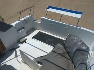 Parts boat bayliner for Sale in Phelan, CA
