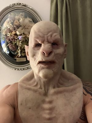 """""""Hybrid"""" Halloween Silicone Mask for Sale in San Diego, CA"""