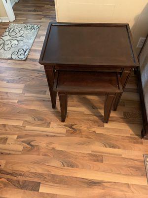 Nesting end tables for Sale in Vidalia, GA