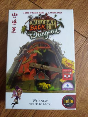 Welcome Back to the Dungeon Board Game for Sale in Phoenix, AZ