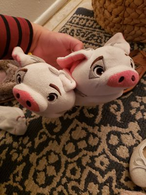 New Moana slippers for Sale in Lake Elsinore, CA