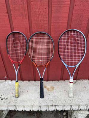 Tennis Rackets for Sale in Stamford, CT