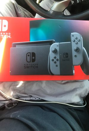 Brand new never use still in plastic Nintendo switch for Sale in Stonecrest, GA