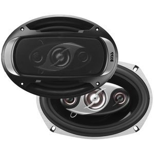 """Boss coaxial speaker 4-way 6x9"""" inch for $35 Brand new in the box with warranty A pair for $35"""