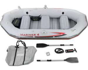 Mariner 4 inter inflatable boat (new) for Sale in West Dundee, IL