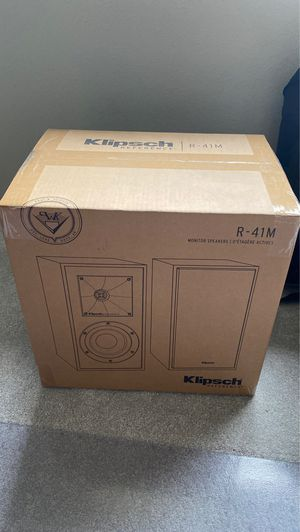Klipsch reference speakers for Sale in Maple Valley, WA
