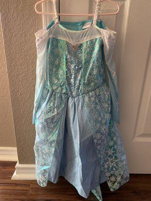 Disney's Elsa Halloween Costume Size 8-10 for Sale in Mansfield, TX