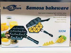 Sambosa bakeware for Sale in Dearborn, MI