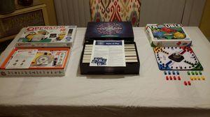 Family board games for Sale in Ocala, FL