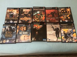 Ps2 games for Sale in Hialeah, FL
