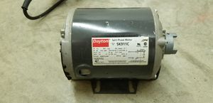 Electric Dayton 110 motor for Sale in Fircrest, WA