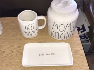 Rae Dunn Mother's Day Set. Just perfect ! for Sale in Sanger, CA