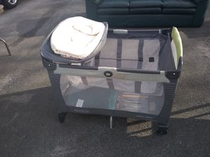 Baby playpen pack and play for Sale in Philadelphia, PA
