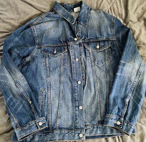 Levi Jean jacket Sz:XXL for Sale in Racine, WI