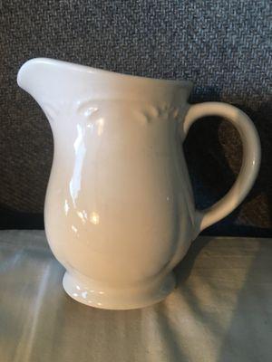 Gravy pitcher or creamer for Sale in Gaithersburg, MD