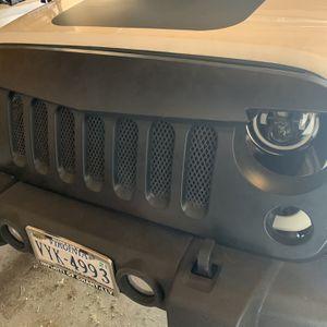 Jeep Wrangler 2007 -2018 JK Gladiator Grill for Sale in Stafford, VA