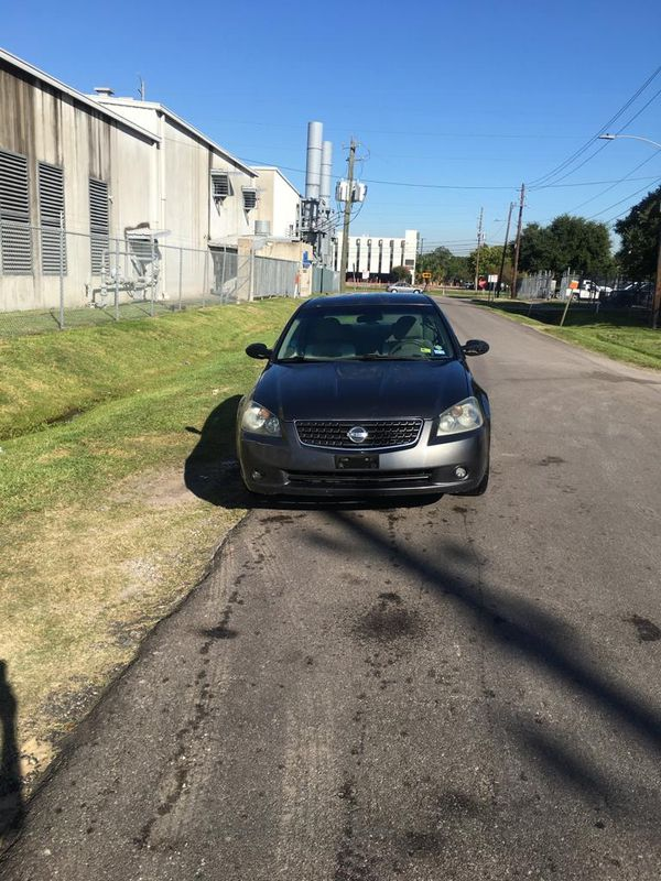 2006 Nissan Altima Clean Title for Sale in Houston, TX ...