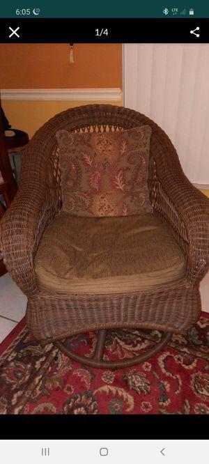 Batio swivel chair for Sale in Westlake, FL