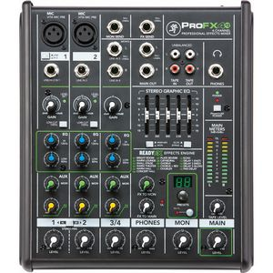 Mackie Pro Audio Mixer FX4V2 for Sale in Brooklyn, NY