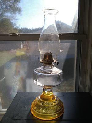 Antique Oil Lamp-price negotiable for Sale in Chester, VA