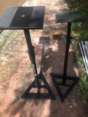 Metal stage stands for Sale in Miami, FL