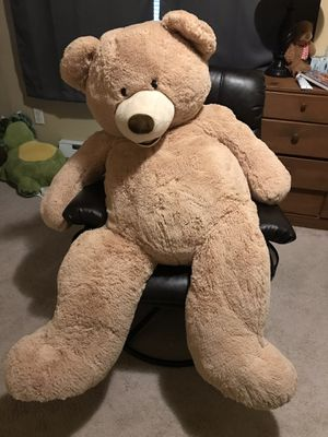 Huge stuffed bear for Sale in Lacey, WA