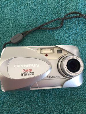 Olympus D-560 digital camera 📸 for Sale in Peabody, MA