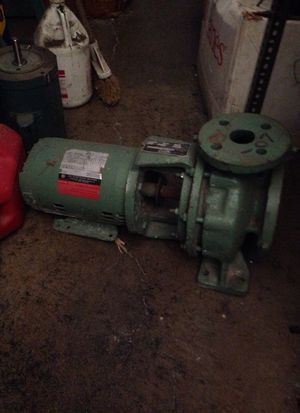 Heavy duty water pumps for Sale in Los Angeles, CA
