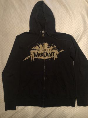 World of Warcraft hoodie size Medium men's for Sale in Vancouver, WA