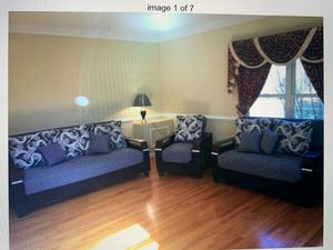 3 Piece Couch Set | Sleeper Sofa | New for Sale in Clifton, VA