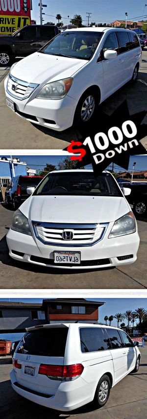 2010 Honda OdysseyEX w/ DVD for Sale in South Gate, CA