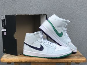 """Air Jordan 1 Mid """"Mindfulness"""" Luka Doncic Size 9.5 for Sale in Glendale, CA"""
