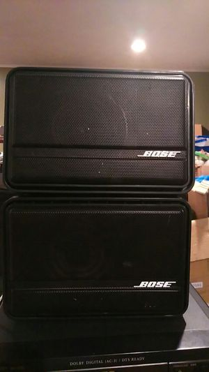 Bose Model 25 Sufface Mount Speakers for Sale in Providence, RI