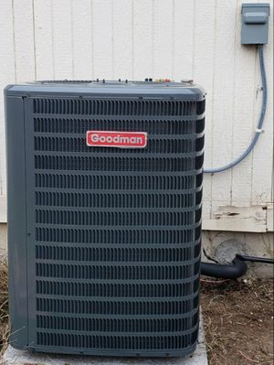 Get a brand new ac system installed as low as 90 dollas a moth free estimates hablo español for Sale in Dallas, TX