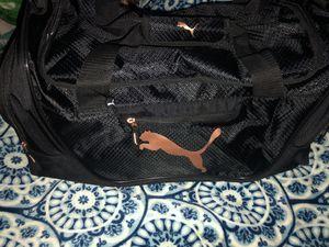 Puma duffle/ gym bag for Sale in San Francisco, CA