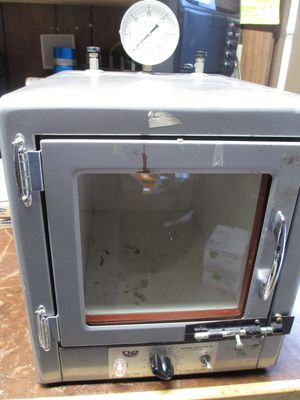 National Appliance Company 5830 Vacuum Oven for Sale in Livermore, CA