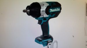 """Makita 18-Volt LXT 1/2 """" 3 Speed Impact Wrench ( Tool-only) for Sale in Modesto, CA"""