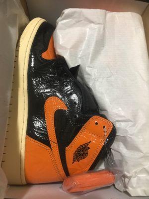 Jordan 1 shattered backboard 3.0 size 7,6 1/2,6 for Sale in New York, NY