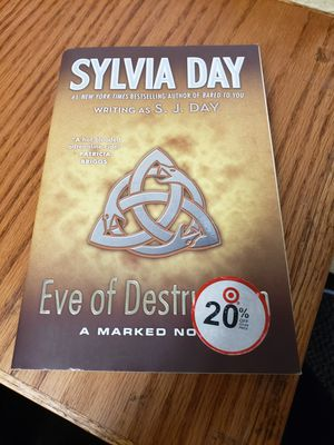 Eve of Destruction Sylvia Day for Sale in Puyallup, WA