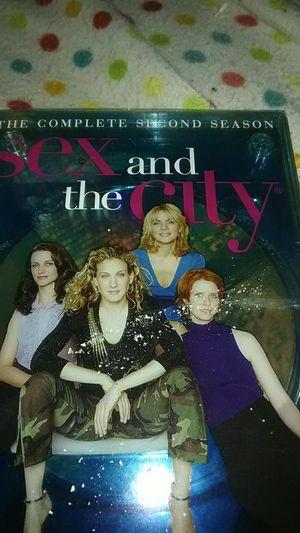 Sex in the City Season 2 DVD Set for Sale in Little Egg Harbor Township, NJ