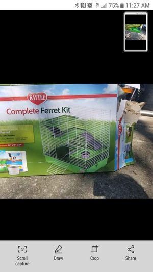 ferret cage for Sale in Magnolia, NJ